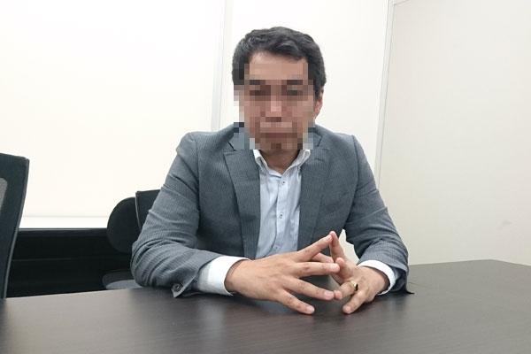 原一探偵事務所の探偵A氏
